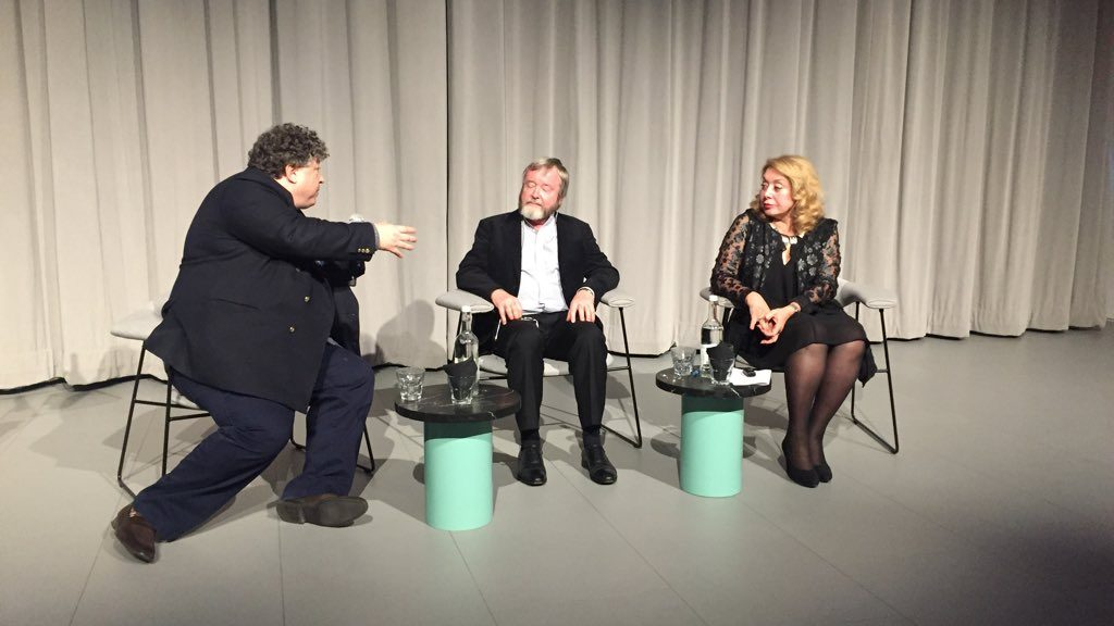 The Divided Brain screening London, Iain McGilchrist, Vanessa Dylyn, Rory Stherland